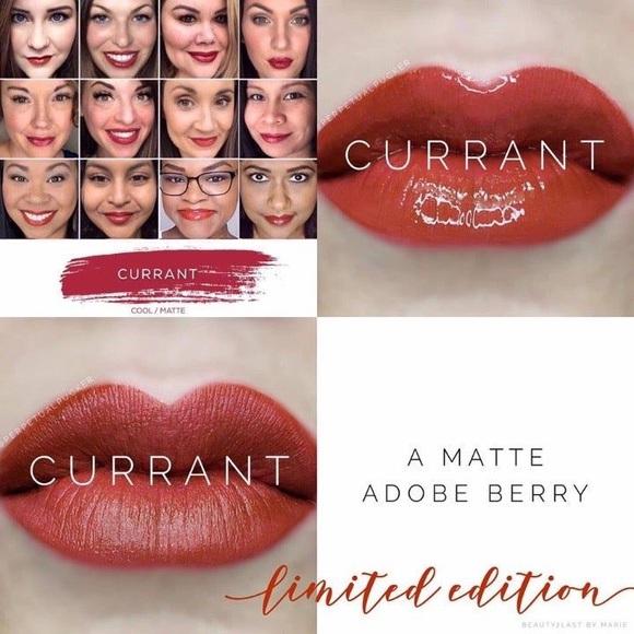 SeneGence Other - Currant LipSense 💋🍁